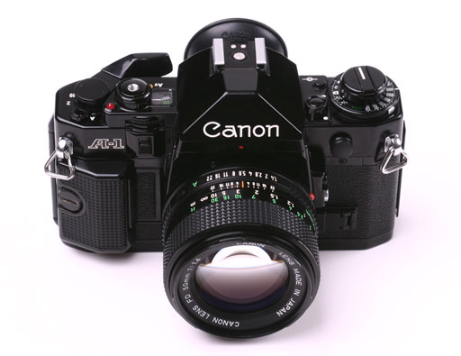 カメラロボット キヤノンA-1 | 8...