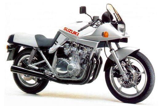 カタナ 750 スズキ
